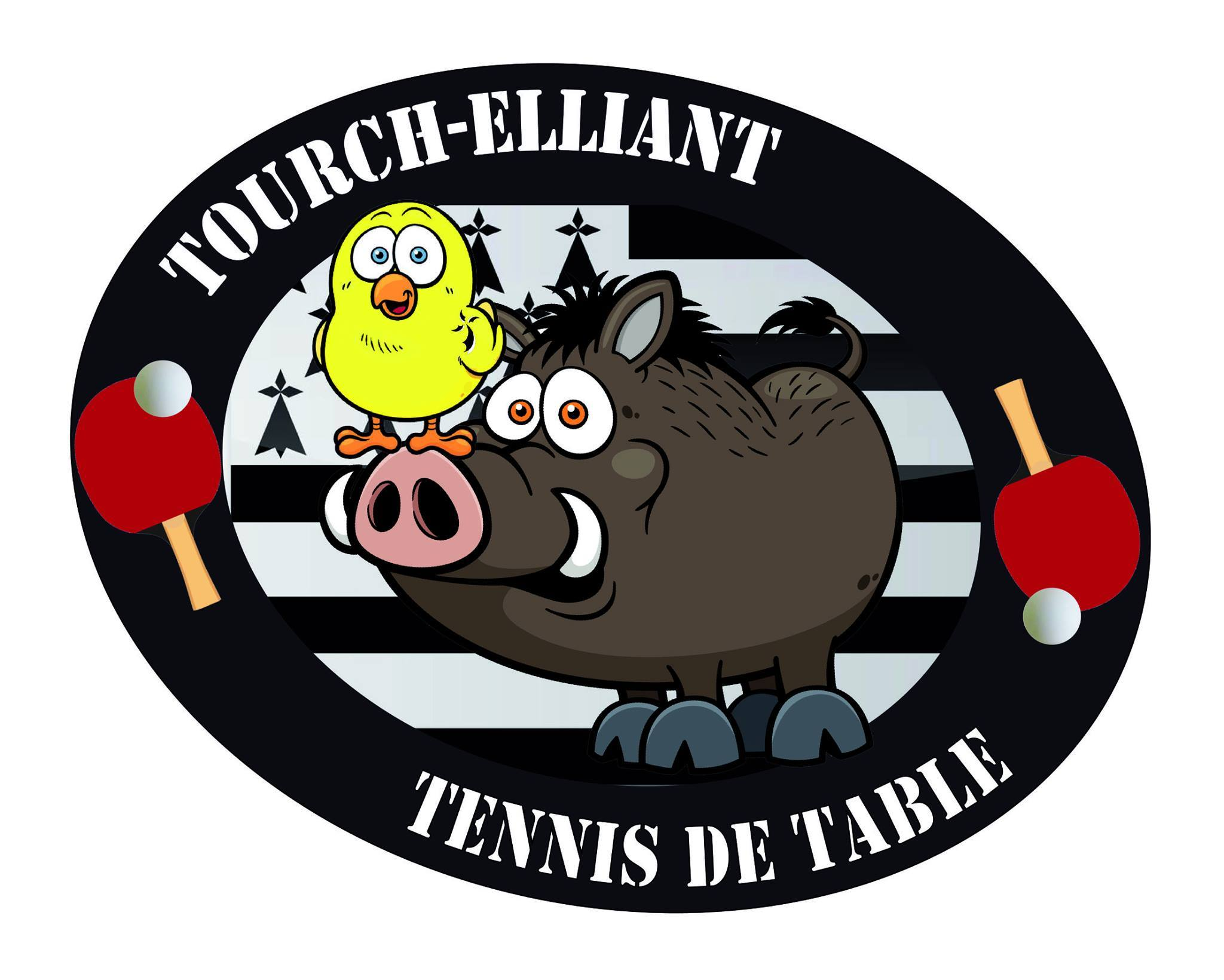 Tourc'h-Elliant Tennis de table
